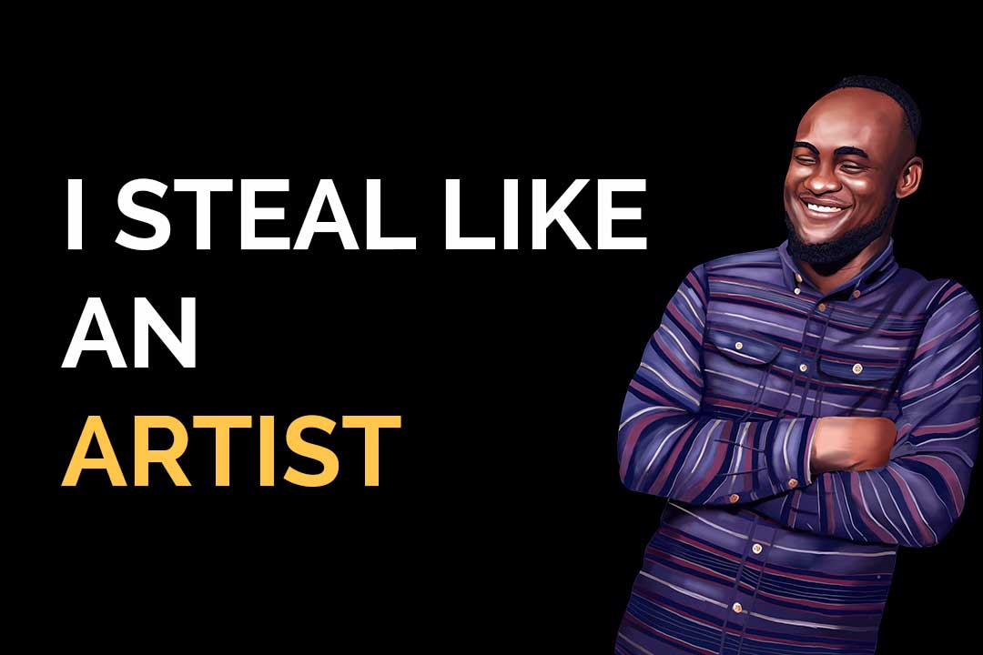 I Steal Like An Artist